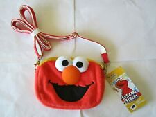 Sesame Street Elmo Cross Body Bag Cell Phone Iphone or Android Purse Wallet, NEW