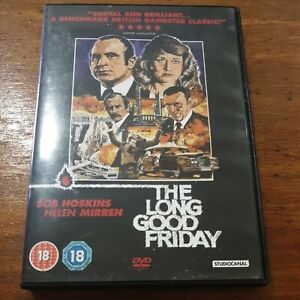 The  Long Good Friday DVD R2 Like New! – FREE POST