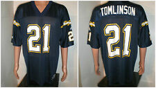LaDanian Tomlinson San Diego Chargers Vtg Adidas Football Jersey (XL) Excellent
