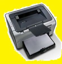HP P1006 Printer w/ NEW Toner / Drum! -- ONLY 743 Pages! -- NEW !!!
