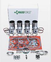 John Deere 4045T Engine Overhaul Kit Power tech 4045T 4.5L Rebuild Kit RE505100