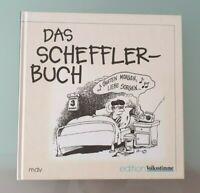 Das Scheffler-Buch von Gottfried Scheffler - Karikaturen 1990 - 2000  - SEHR GUT