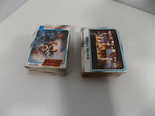 Complete Set Topps Star Wars ESB Trading Cards 1980 Good VG Condition 132 Cards