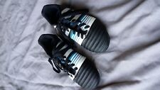 chaussures de football adidas nitrocharge 4.0 noires, pointure 32