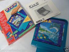 SEGA Pico Ecco Jr. Jr Junior for the Pico Video Game System Complete