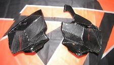KTM Superduke R Super Duke 990 ab2007  Echt Carbon Seitenteile innen