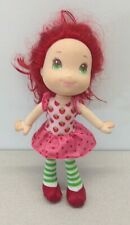 "Scented Strawberry Shortcake 2009 Hasbro 10"" Plush Doll"