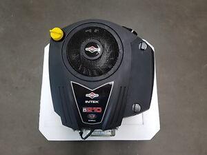 Briggs & Stratton Motor INTEK 5210 / E-Starter / Mäher / Aufsitzmäher / 21 HP