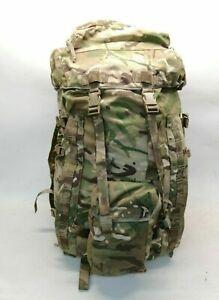 British Army MTP Bergen Rucksack Backpack Expedition Cadet DofE Hiking Walking