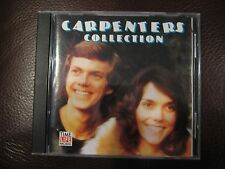 TIME LIFE CARPENTERS COLLECTION CD ORIGINAL EXTREMELY RARE RELEASE SUD-21