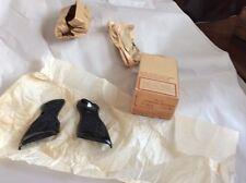 SOUTHWESTERN CUTLERY HI-Standard  EBONY Pistol Grips-NEW OLD STOCK