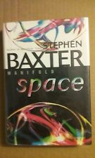 Manifold Space by Stephen Baxter 2001 HC - Good Condition 1st Edition
