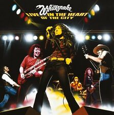 Live In The Heart Of The City - Whitesnake (2007, CD NIEUW)2 DISC SET
