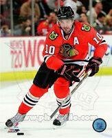"Patrick Sharp Chicago Blackhawks NHL Action Photo (8"" x 10"")"