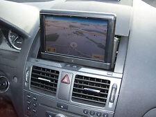 Reparatur Mercedes C-Klasse W204 * Klappmonitor Display bleibt dunkel / flackert