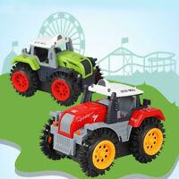 Children Dump Truck Simulation 4 Wheels Drive Jeep Electric Stunt 2AA Toy Car