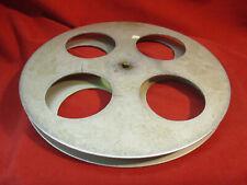Vintage J&R Film Company Aluminum Split Reel 1000 Feet