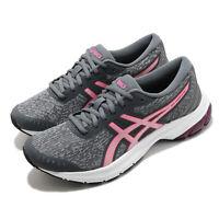Asics Gel-Kumo Lyte Grey Pink White Women Running Shoes Sneakers 1012A572-020