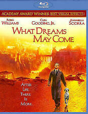 What Dreams May Come (Blu-Ray) Like New + Case