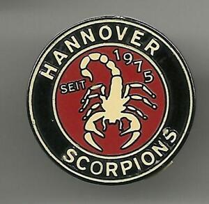 Eishockey Pin Hannover Scorpions  DEL NHL 1
