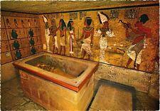 CPM EGYPTE Vallée des Rois: Sarcophage dans la tombe de Tutankhamon (344012)