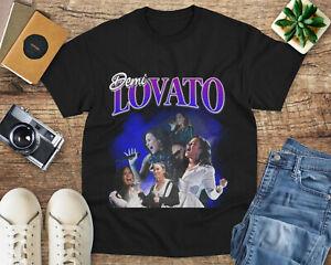 Demi Lovato Singer Music Woman Men Shirt LG0906028