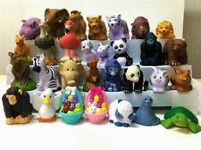 random Lot 30pcs Fisher Price Little People Zoo Farm Animals Figure kid toy doll