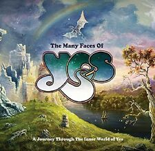 Various Artists - Many Faces of Yes / Various [New CD] Digipack Packaging