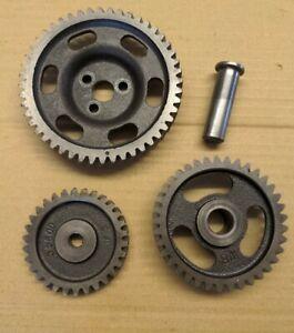 Wisconsin W4 1770 Idler, Cam Shaft, Oil Pump Gear Camshaft Timing Set Camshaft