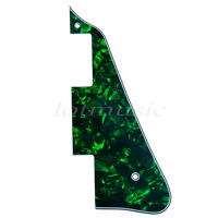 1 Pcs Green Pearl Pickguard Scratch Plate For Electric Guitar Parts Replacement