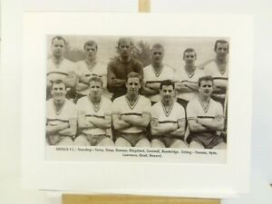 Amateur football team print ENFIELD F.C.