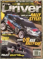RC Driver Rip It Up Rally Style Super Scale Stuff November 2015 FREE SHIPPING