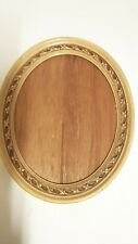 Rare hand carved Vintage/ Retro antique wooden Frame, Art work decor, Medium