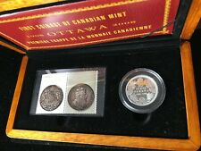 2008  100th Anniversary of the RCM Coin & Stamp Set ¢50 Cent Proof Silver Coin
