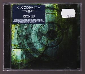 LIKE NEW CD - CROSSFAITH - ZION EP