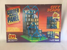 CITY SCAPE GIRDER & PANEL Irwin Building System w/ Light Unit #55120 NEW SEALED