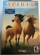 Spirit: Stallion of the Cimarron Forever Free PC CD-ROM Game THQ 2002