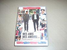 """DVD,""""MES AMIS,MES AMOURS"""",vincent lindon,pascal elbé,florence foresti,ledoyen"""
