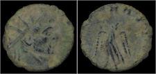 Divo Claudius AE antoninianus eagle (DS117)