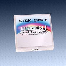 TDK D2404-CC, LTO Universal Cleaning Cartridge, Reinigungskassette, NEU & OVP