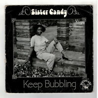 "SISTER CANDY-keep bubbling   raiders  12""   (hear)   reggae dancehall"