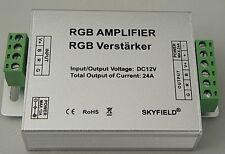 SKYFIELD Verstärker für LED SMD RGB Strips für 40m Verbindung 5050 für Innen