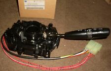 Multifunction Switch, Single Column Stalk, lights wipers, genuine Subaru Legacy