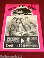 NOW DIG THIS - THE MOONGLOWS - GLEN GLENN- MARCH 1995 # 144