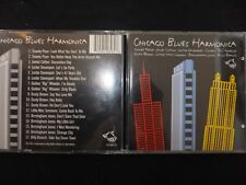 CD CHICAGO BLUES HARMONICA /