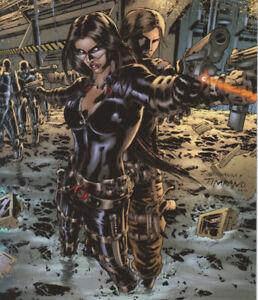 IDW Comics Infestation Gi Joe Issue No 2 Cover B March 2011