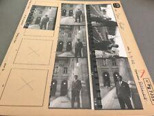 JEAN PIAT : PLANCHE CONTACT ORIGINALE DE 1964