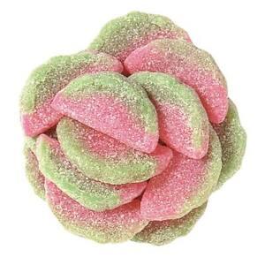 Sour Patch WATERMELON Sour Candy - 1/4 LB FRESH - BULK - FREE SHIPPING