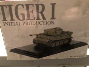 Dragon Armor 1/35th scale 61001 German Tiger I Initial production, Tunisia 1942