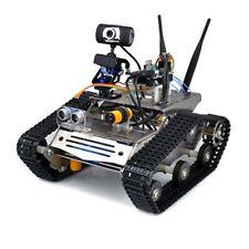 Sm5 Th Wireless Wifi Robot Car Kit For Arduino Vehicle Smart Robotics Camera Diy